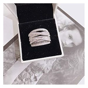 Jewelry - Multilayer CZ Ring